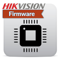Firmware (FW) pro produkty Hikvision