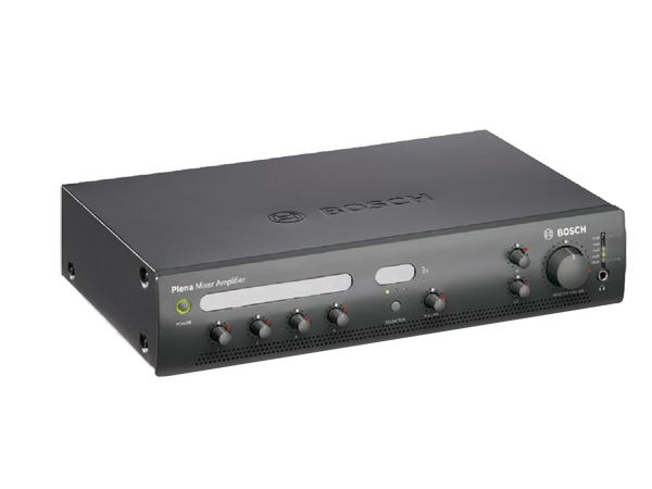 bosch ple 1ma120 plena mixer amplifier manual